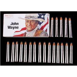 Winchester  John Wayne  Commemorative 32-40 Ammo