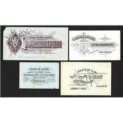 John H. Kirk, Business Card, ca.1860-80's