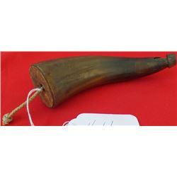 Powder Horn Pistol