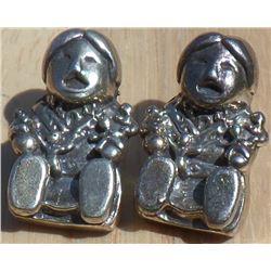 Pair of Storyteller Earrings