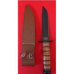 Official USMC Combat Fighting Knife in original box