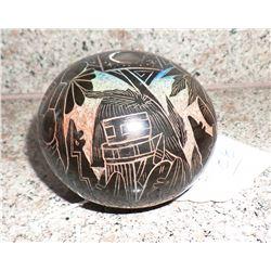 Dalawepi Rare Hopi Seed Jar
