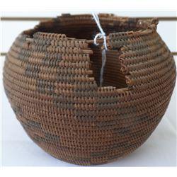 Chemehuevi Cave Basket