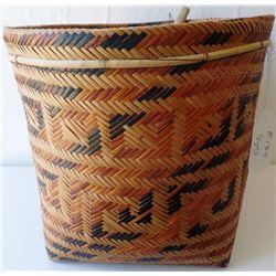 Basket of Darts and Pan Pipes