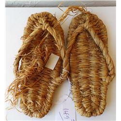 Anasazi Grass Sandals