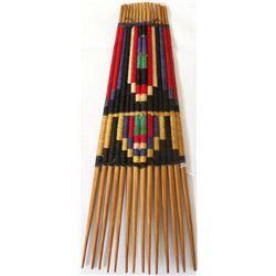 Hopi Wood Comb