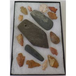 Slate & Chert Artifacts from Indiana