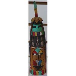Signed Shaliko Hopi Kachina