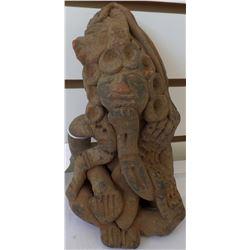 Pre-Columbian Ceramic Figure