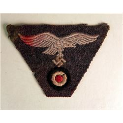 NAZI LUFTWAFFE M43 CAP EAGLE, SWASTIKA AND COCKADE