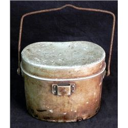 WWII Japanese Mess Kit Container