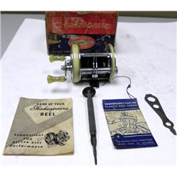 BOXED 1965 SHAKESPEARE FISHING REEL-ORIGINAL BOX