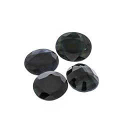22.83 cts. Natural Oval Sapphire Parcel