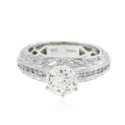 18KT White Gold 2.06 ctw Diamond Ring