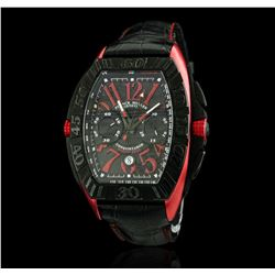 Gents Franck Muller Conquistador Grand Prix Wristwatch
