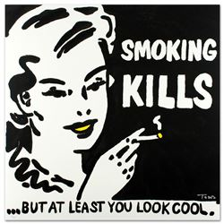 Smoking Kills by  Todd Goldman