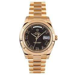 Gents Rolex 18KT Yellow Gold Presidential Day Date II Wristwatch