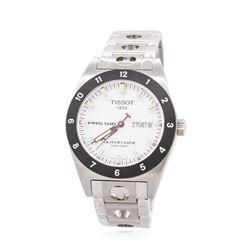 Tissot Stainless Steel PRS 516 Wristwatch