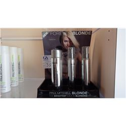 FOREVER BLONDE SHAMPOO AND 2 DRAMATIC REPAIR