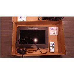 PAUL MITCHELL DIGITAL PICTURE FRAME WITH REMOTE