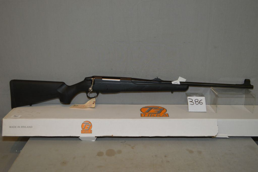 Tikka Model T3 Lite WS  30-06 cal Mag Fed Bolt Action Rifle w