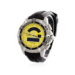 Gents Tag Heuer Stainless Steel Aquaracer Wristwatch