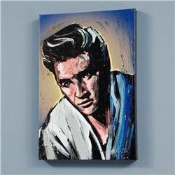 Elvis Presley by  David Garibaldi