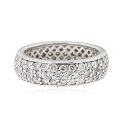 14KT White Gold 2.25 ctw Diamond Ring