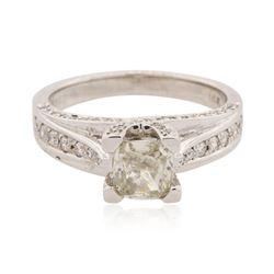 14KT White Gold 1.44 ctw Diamond Ring