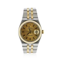 Gents Rolex Two-Tone DateJust Wristwatch