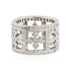 14KT White Gold 2.30 ctw Diamond Ring