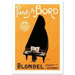Pianos A Bord by RE Society