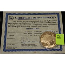 NON-MONETARY NATIONAL COLLECTOR'S MINT 2013