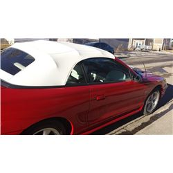 NO RESERVE! 1996 FORD MUSTANG GT CONVERTIBLE