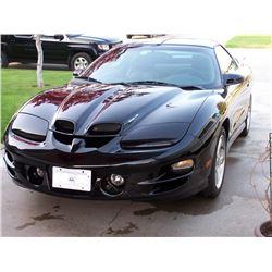 1999 Pontiac Trans Am WS6