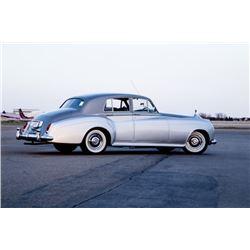 FEATURE! 1960 ROLLS ROYCE SILVER CLOUD 28000 ORIGINAL MILES!