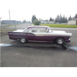 1957 FORD FAIRLANE 500 2 DOOR HARDTOP