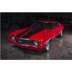 FEATURE:1972 CHEVROLET CHEVELLE SS 540 BIG BLOCK 750 HP SHOW CAR