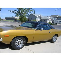 1972 PLYMOUTH BARRACUDA MATCHING NUMBERS ONE OWNER
