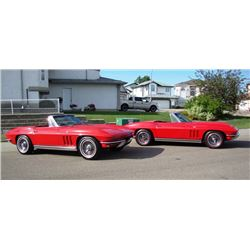 1965 Corvette Roadster 4 speed  Restored to NCRS spec
