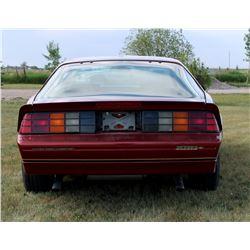 1987 Chevrolet Camaro IROC Z