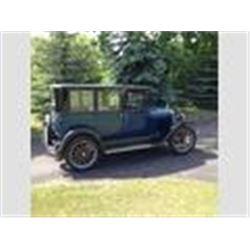 1927 Chevrolet Capital Sedan