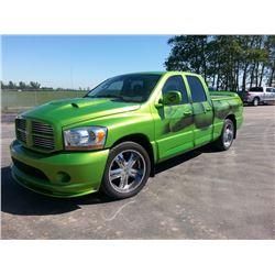 2006 Dodge Viper Truck SRT V10