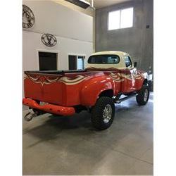 1948 Studebaker Custom Shortbox Pickup