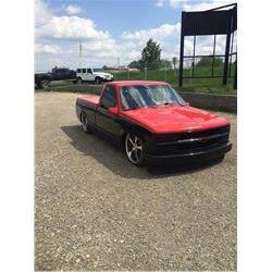 1990 Chevrolet  SS Pickup 454 Big Block  SS