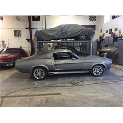 2:30PM SATURDAY FEATURE! 1967 MUSTANG 500GT ELEANOR