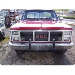 1987 GMC 1500 PICK-UP