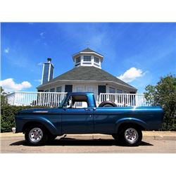 1961 FORD F100 PICK-UP