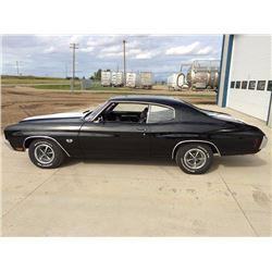 1970 CHEVELLE SUPER SPORT 396