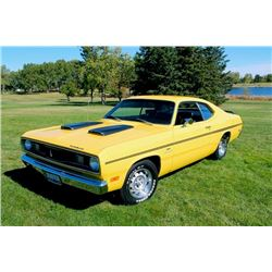 1970 PLYMOUTH VALIANT/DUSTER